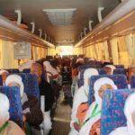 Jamaah dalam Bus